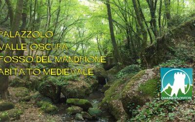 Escursione nella Valle Oscura e necropoli di Palazzolo – 8 Settembre 2019