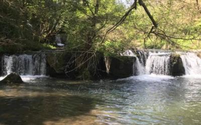 Escursione alle Cascate di Montegelato (short version)  – 13 ottobre 2019