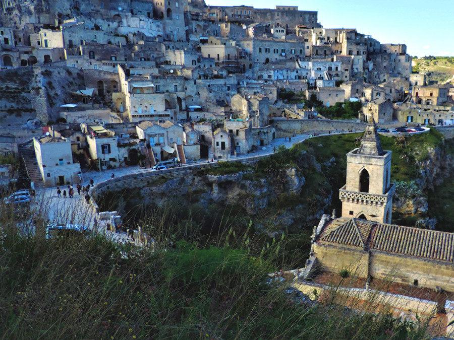 Il Parco Nazionale dell'Alta Murgia, Matera e le Gravine  – 31 Ottobre / 3 Novembre 2019