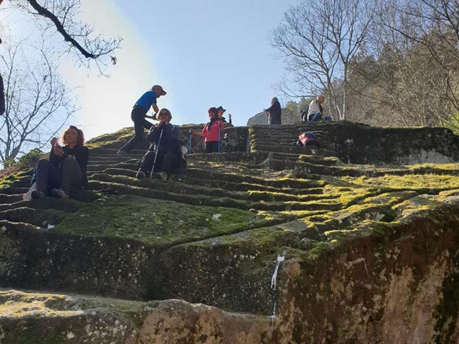 Una Giornata con Pasolini: Giro tra Bomarzo e Chia – 7 marzo 2020