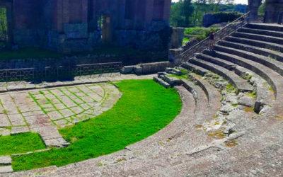 Escursione all'Antica Ferento e al Casale Ferriera – 15 dicembre 2019