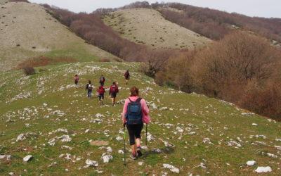 Monte Macchia Gelata con pranzo al Rifugio Cognolo – 5 gennaio 2020