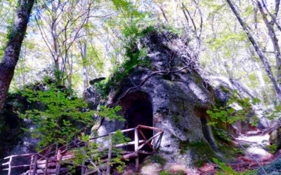 Escursione Monte Fogliano: Eremo S.Girolamo, Convento S.Angelo – 29 dicembre 2019