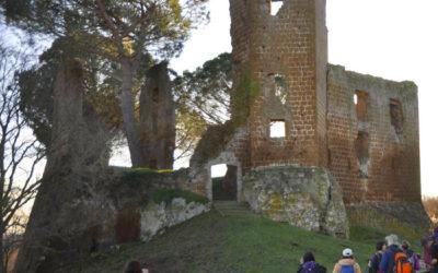 Traversata da Castel'D'Asso a Castel Cardinale – 26 gennaio 2020
