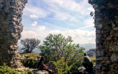 Escursione ai Ruderi S.Martino, Fara in Sabina e Toffia – 1 febbraio 2020