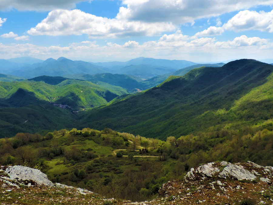 Monti Lucretili, tra natura montagna e musica – 28/29 marzo 2020
