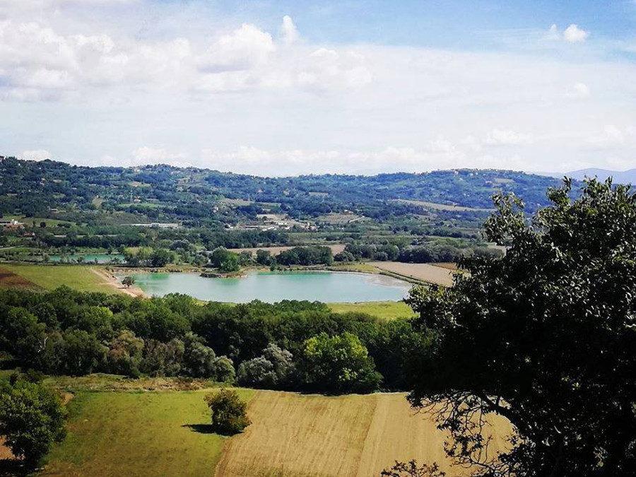 Tra Bassano e Mugnano in Teverina: Sasso Quadro e Chiesa Rupestre – 19 settembre 2021