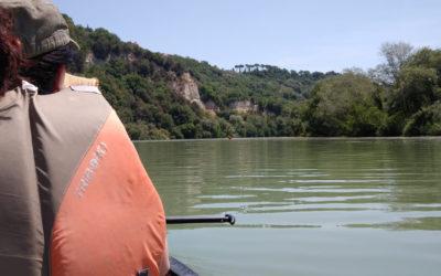 Canoa trek: alla scoperta del tevere in canoa ed a piedi – 27 giugno 2020