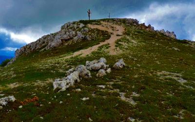 Monte Autore, in volo sui monti Simbruini – 12 luglio 2020