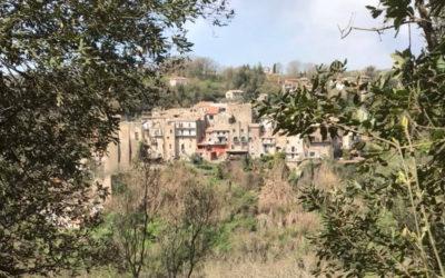 La forra del Treja in versione breve: anello Calcata Mazzano – 29 giugno 2020