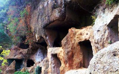 Escursione al Parco Marturanum e la Necropoli di S. Giuliano – 8 agosto 2020