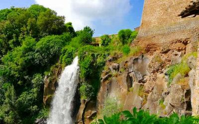 Escursione alle Cascate del Picchio e Vie Cave di Nepi – 26 luglio 2020