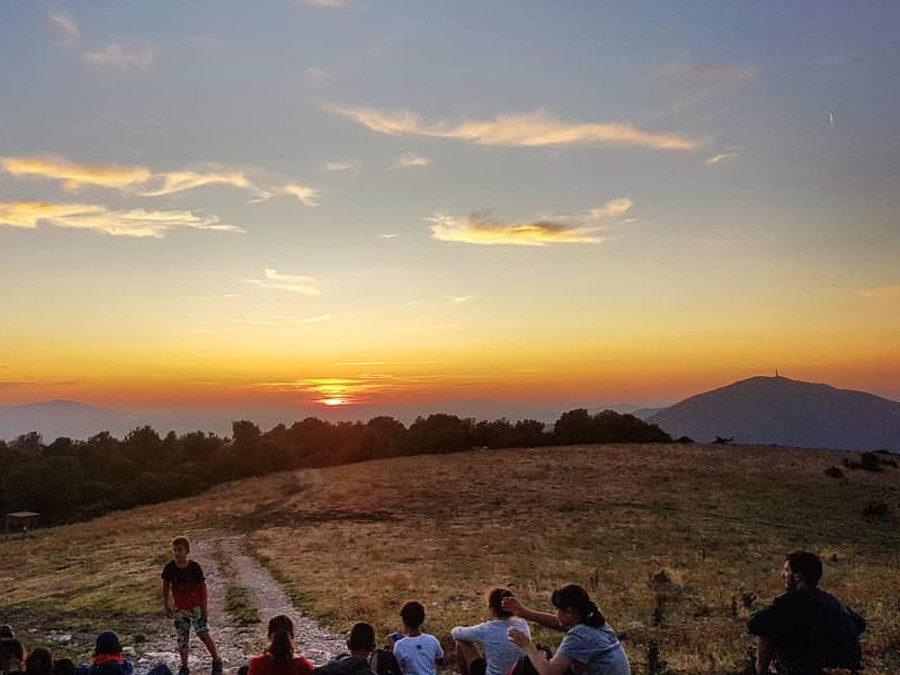 Monte Pizzuto: Sul Tetto dei Sabini al Tramonto – 25 luglio 2020