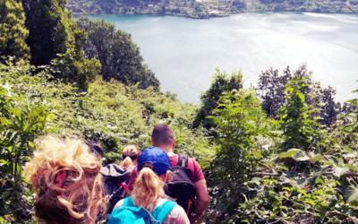 Il Giro del Lago di Nemi, il Tempio di Diana e l'Emissario – 26 settembre 2020