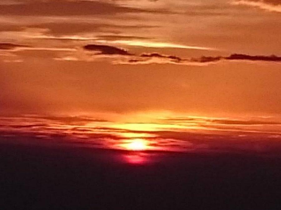 L' Alba dal Monte Coscerno – 15 agosto 2020