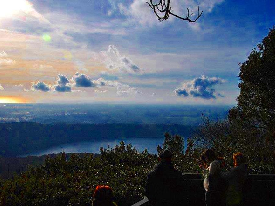 In cima ai Castelli Romani: Monte Cavo e le Tombe Eneolitiche – 1 novembre 2020