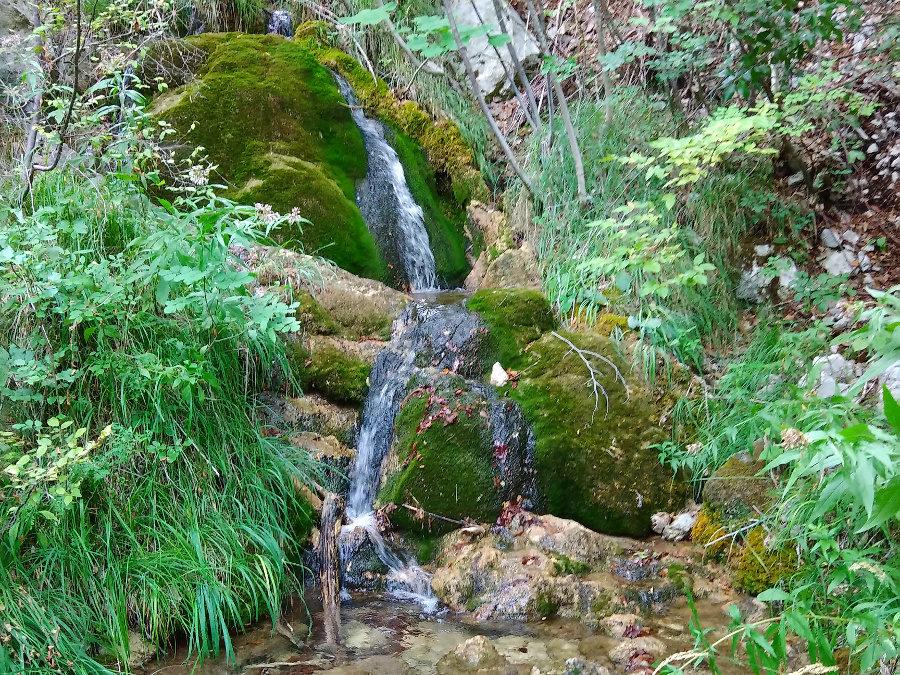 Vallepietra: La Sella del Dragone e la Valle delle Cascate – 20 settembre 2020