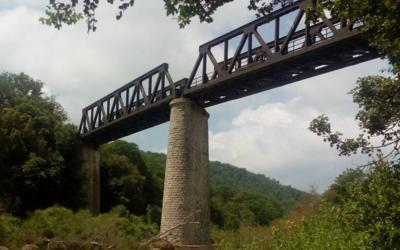 Luni sul Mignone, la Tomba delle Cariatidi e l'Antica Ferrovia – 10 ottobre 2020