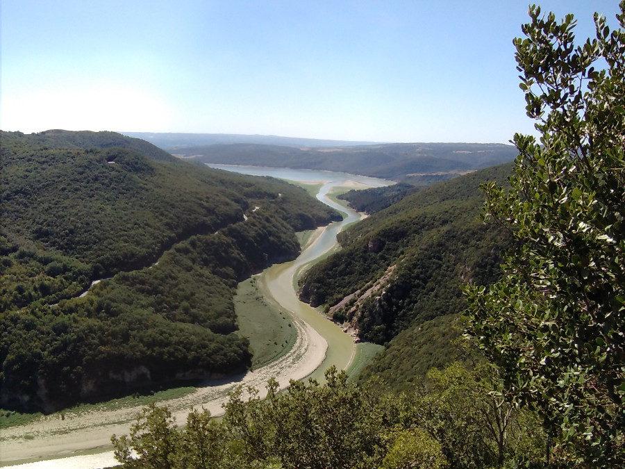 Il Borgo di Titignano, il Lago di Corbara e le Gole del Forello – 31 ottobre 2020