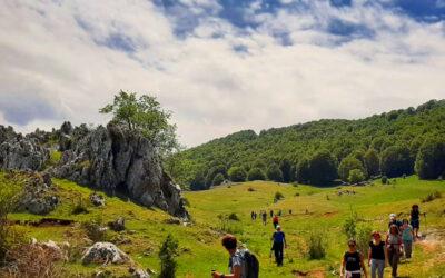 Anello di Campo Secco e Monte Pelato – 24 ottobre 2020