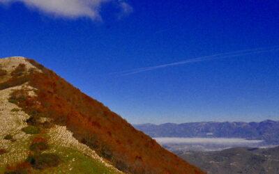 Il Monte Tancia: Un Balcone sull'Appennino Centrale – 15 novembre 2020