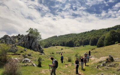 Alcune precisazioni sull' escursionismo in zona arancione