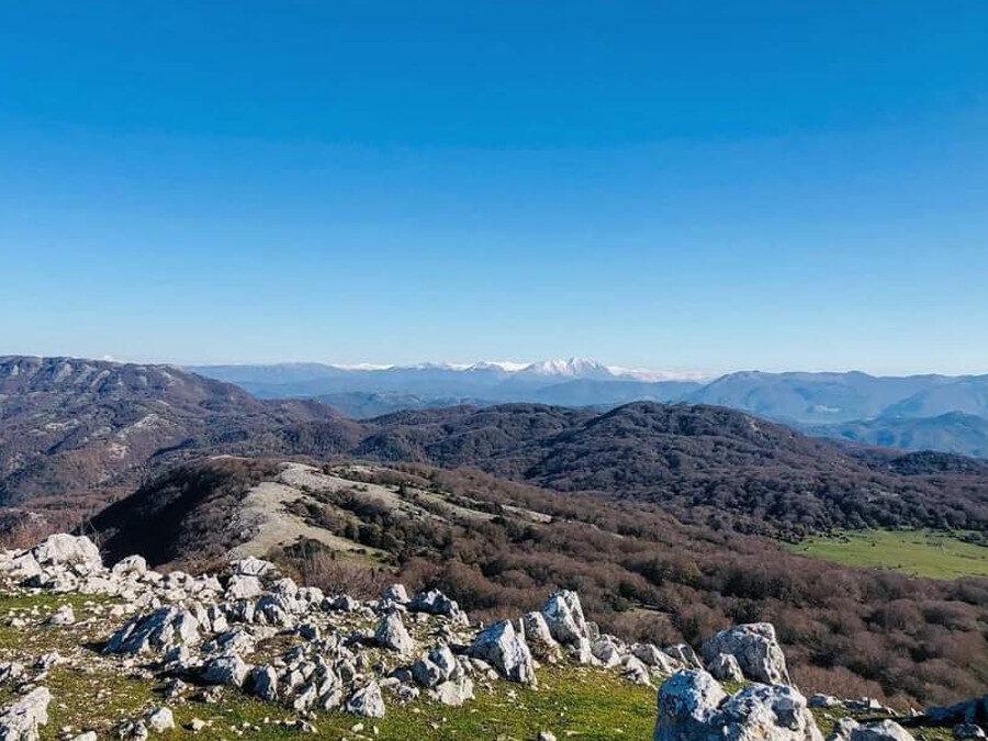 GiovediTrek sul Monte Gennaro – 26 novembre 2020