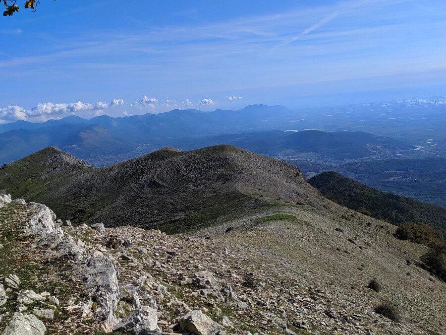 Il Sentiero dell'Aquila sui Monti Lucretili (infrasettimanale) – 3 marzo 2021