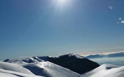 AL COMPLETO CiaspoleTrek Monte Vermicaro – 7 marzo 2021
