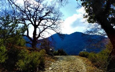 Il Giro dei Monti Aspresi – 20 febbraio 2021
