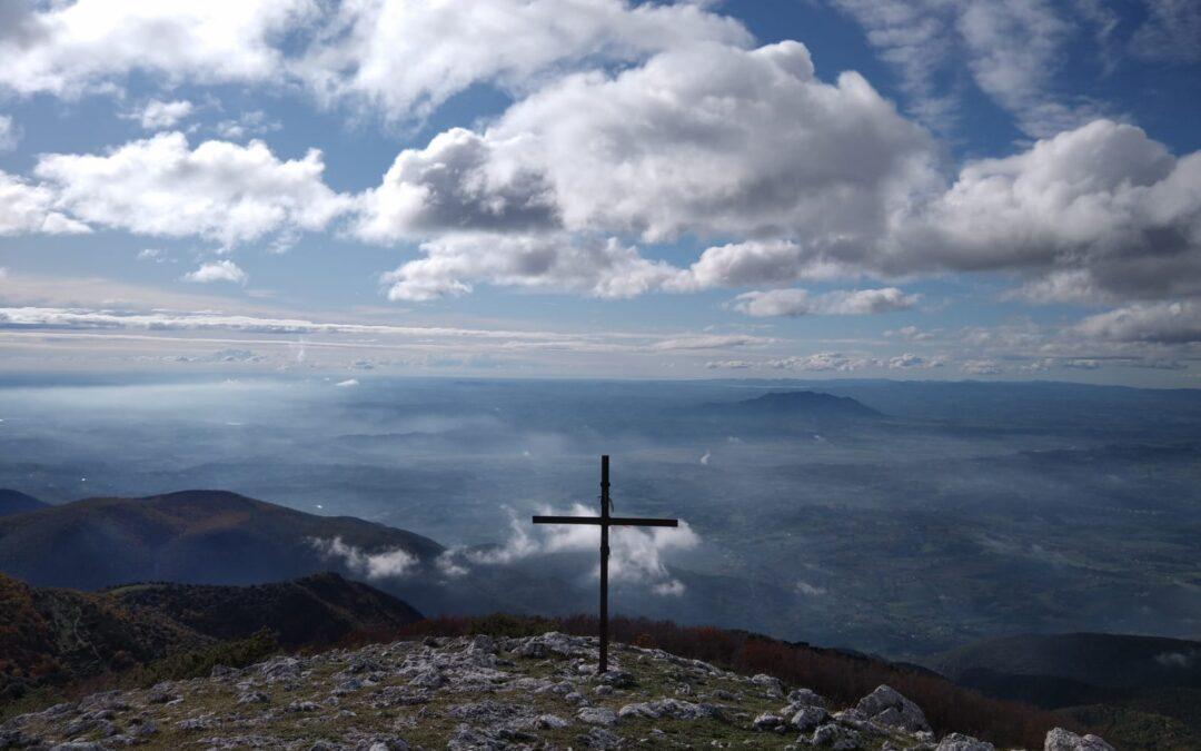 Monte Pizzuto: sul tetto dei Monti Sabini – 3 aprile 2021