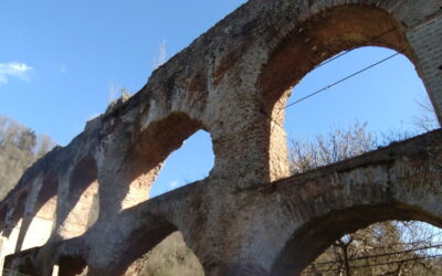 Da San Gregorio da Sassola agli acquedotti romani – 5 maggio 2021