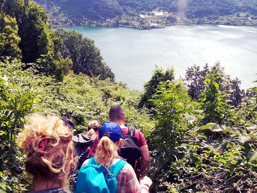 Il Giro del Lago di Nemi, il Tempio di Diana e l'Emissario (maggio) – 29 maggio 2021