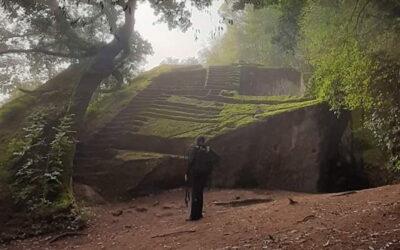 """La """"Piramide Etrusca"""", Santa Cecilia e le Cascate di Chia – 15 maggio 2021"""