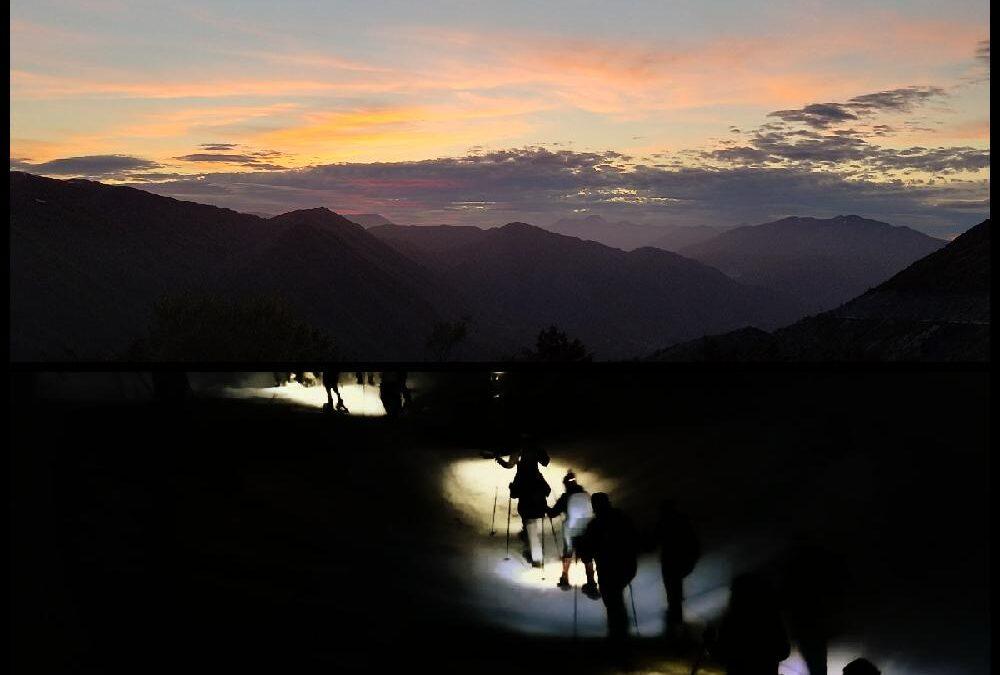 Parco Nazionale d'Abruzzo: Tramonto al Monte Turchio – 13 agosto 2021