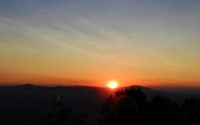 Il Monte Soratte al tramonto (replica) – 17 luglio 2021