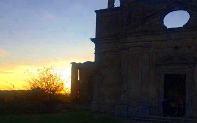 Il Tramonto all' Antica Monterano – 10 settembre 2021
