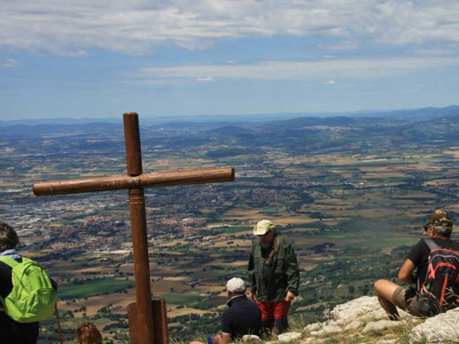 Il Monte Subasio: la Montagna di Francesco – 13 giugno 2021