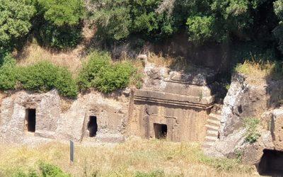 Blera, la Necropoli del Terrone, Grotta Porcina e la Mola della Lega – 12 settembre 2021