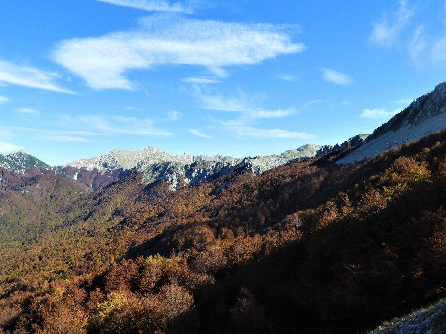 I colori dell'autunno nel Parco Nazionale d'Abruzzo – 16/17 ottobre 2021