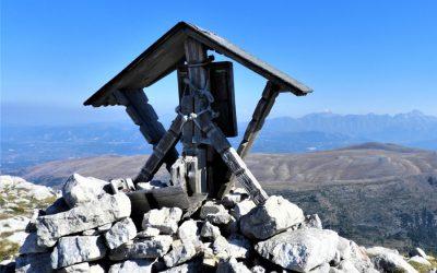 I panorami sconfinati del Monte Orsello – 3 ottobre 2021